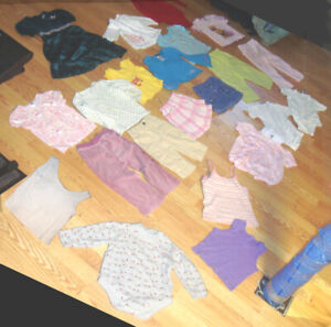Lot A of 22 Piece Clothing Size 2 Years - $40 for all!