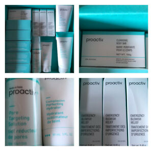 Proactiv Products Brand New