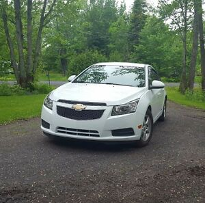 2012 Chevrolet Cruze LT+ Berline