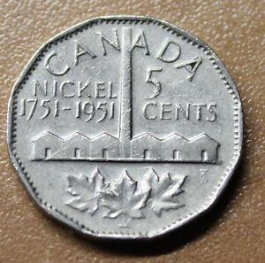 Lot de 27 pièces de monnaie du Canada pour $6