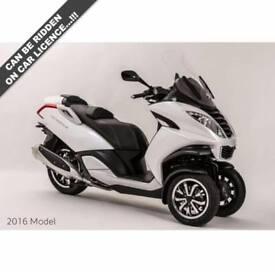 2016 PEUGEOT METROPOLIS 400 RS BRAND NEW!
