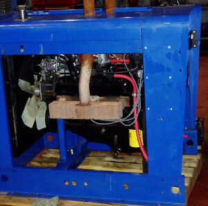STATIONARY LPG / GAS ENGINES AVAILABLE 350 GAS AND 4.3