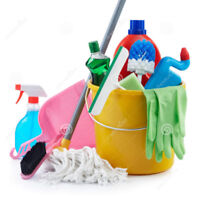 NEED YOUR HOUSE APARTMENT OR CONDO CLEANED ?