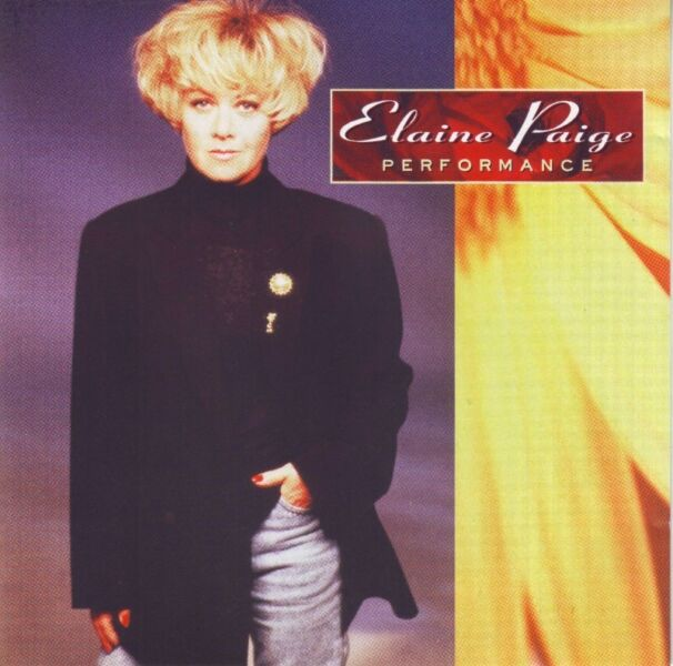2 Elaine Paige CDs R140 negotiable for both