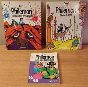 3 albums de la série Philémon Québec City Québec image 1