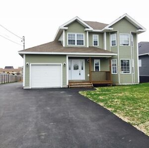Beautiful Executive Home for Rent in Goulds