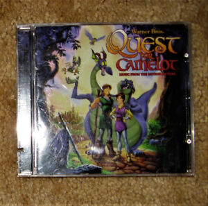 Quest for Camelot CD