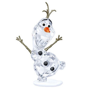 SWAROVSKI OLAF ~ FROM THE DISNEY MOVIE FROZEN ~ NEW