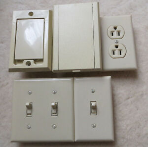 Electrical switches, outlets, central vacuum inlets London Ontario image 1