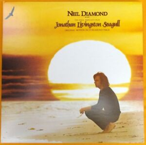 "NEIL DIAMOND - JONATHAN LIVINGSTON SEAGULL - 12"" LP Vinyl Canada"