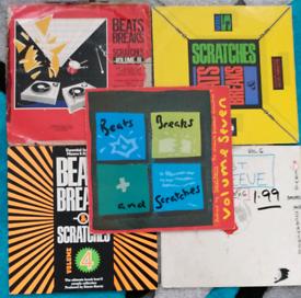 DJ Beats Breaks Scratches Samples Vinyl