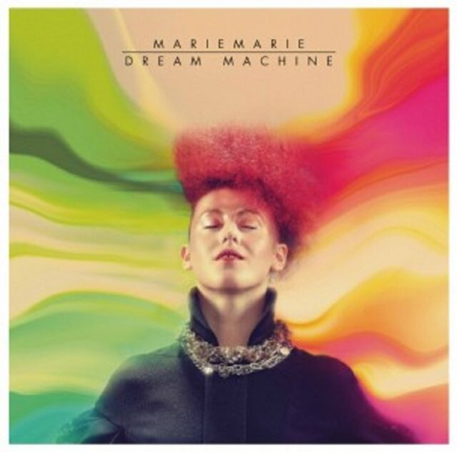 MARIEMARIE - DREAM MACHINE  CD NEU