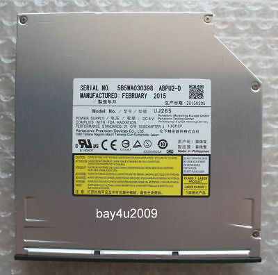 Panasonic UJ265 Slot Load Blu-ray Burner Player 12.7mm SATA Optical Disc Drive ()