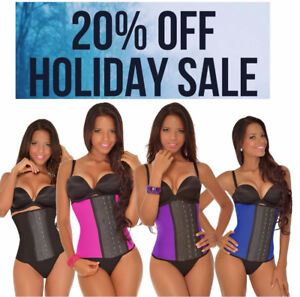 #1 Selling Latex Waist Training Corsets Butt Lifters Shapewear