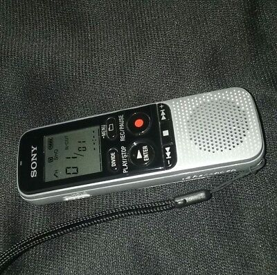 Sony ICD-BX112 Digital Voice Recorder 2GB / 500 hours