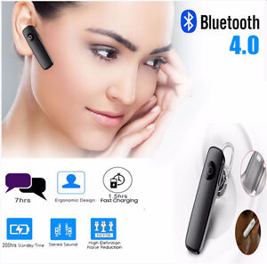 Bluetooth Wireless Earphones stereo headset Stereo Headphone