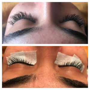 CLASSIC FULL SET EYELASH EXTENSIONS FOR $65 IN MISSISSAUGA!!