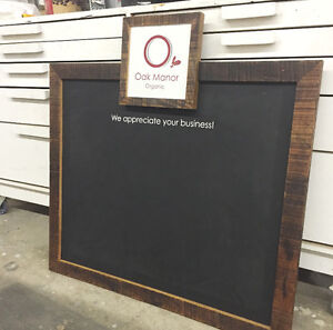 Barnboard Signs - Reclaimed Wood Signs