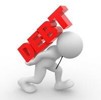 Help reduce your debts by more than 50-90% - right now!