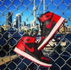 Air Jordan 1 banned youth size