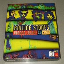 Rolling Stones Voodoo Lounge - CD ROM  Interactive Morley Bayswater Area Preview