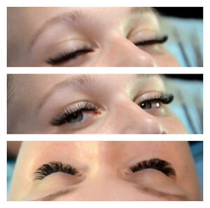 Wake up pretty!Eyelash extensions:Classic,3D,5D volume West Island Greater Montréal image 9