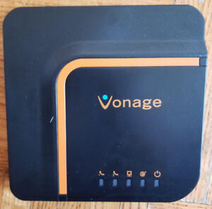 Vonage Portal Modem/Router with Phone Adapter