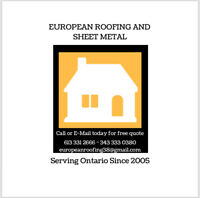 European Roofing and Sheet Metal