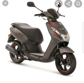 Wanted 50cc Moped