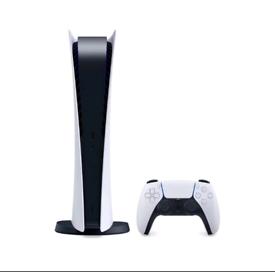 PlayStation 5 Digital 16 Games 2 Controllers