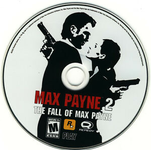 MAX PAYNE 2 - THE FALL OF MAX PAYNE