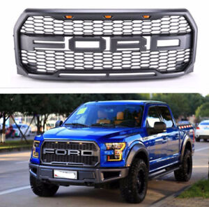 Conversion Grill RAPTOR Style for Ford F150  15-17    BRAND NEW