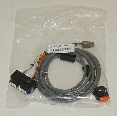 New Ag Leader Ontrac2 Cable Harness Ecu4 To Mdu2 Assy Gps Steering 201-0518-01
