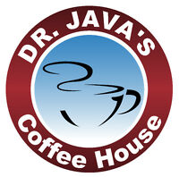 Dr. Java's Coffee House is filling a Full Time Position