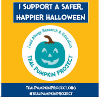 Participate in the Teal Pumpkin Project!