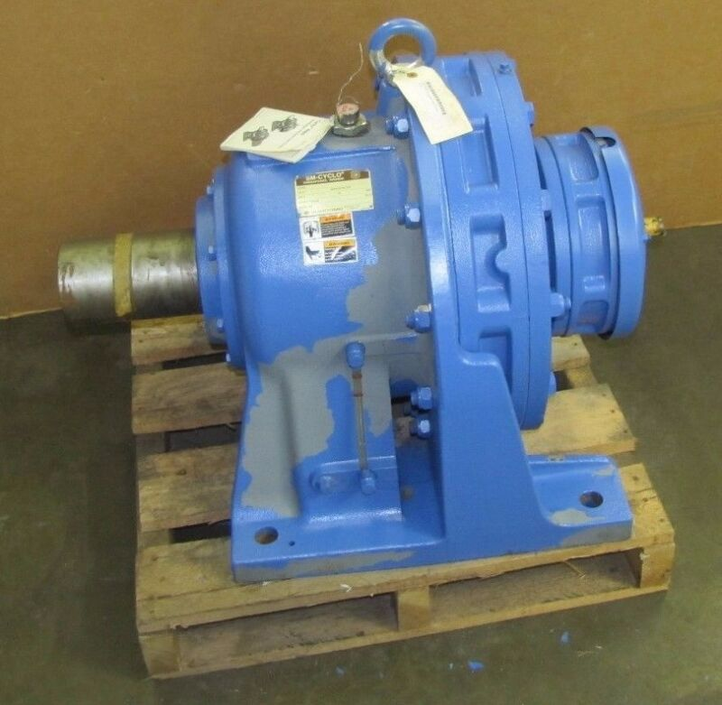 SUMITOMO CHH-6235DAY-649 SM-CYCLO 649:1 RATIO SPEED REDUCER GEARBOX NEW