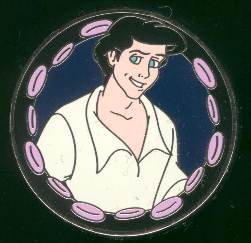Good Vs Evil Mystery Pack Prince Eric Little Mermaid Disney Pin 90942