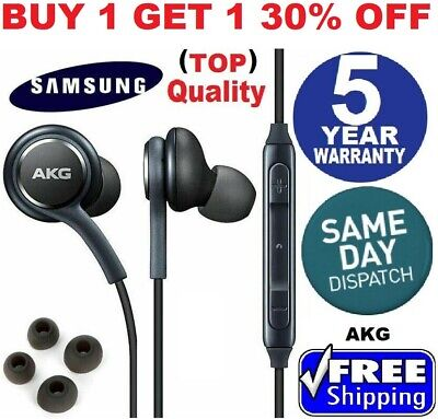 Original AKG Samsung Galaxy S9 S8 S8+ Note 8 EarBuds Headphones Headset EO-IG955