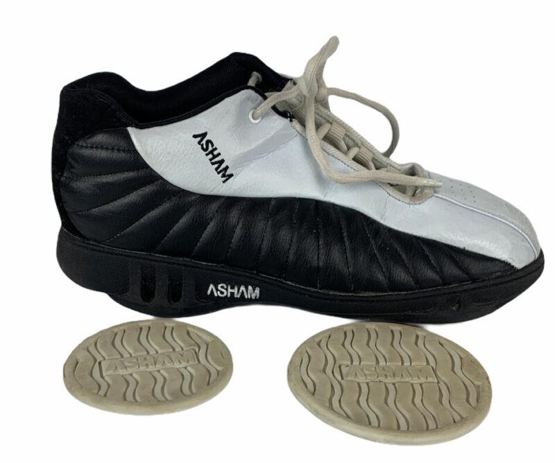 Asham Curling Shoes Mens Size 11 LH Slider