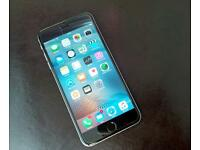 iPhone 6 Plus 128gb unlocked space grey excellent.