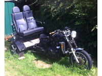 Honda Sabre Trike