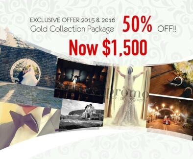 EXCLUSIVE PROMOTION******2016 WEDDING PHOTOGRAPHY 50% OFF!! Bankstown Bankstown Area Preview