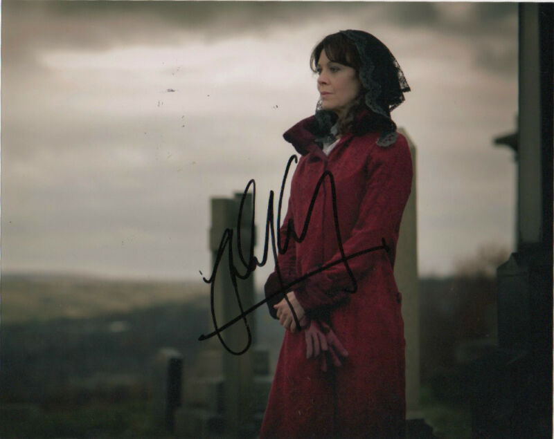 Helen McCrory Peaky Blinders Autographed Signed 8x10 Photo COA #3