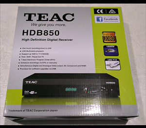 Teac HDB850 high definition television digital receiver Canning Vale Canning Area Preview