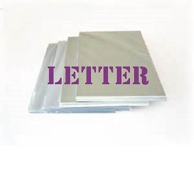 50 Pk Letter Laminating Laminator Pouches Sheets 9 X 11-12 3 Mil