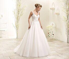 Looking for a princess wedding dress? then read this. Designer EddyK ITALIAN