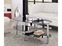 Glass Coffee Table Brand New