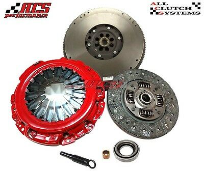 ACS STAGE 1 CLUTCH KIT+DMF FLYWHEEL fits 2005-2014 NISSAN FRONTIER / XTERRA 4.0L