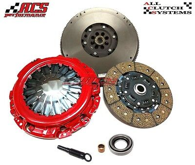 ACS STAGE 2 CLUTCH KIT+DMF FLYWHEEL fits 2005-2014 NISSAN FRONTIER / XTERRA 4.0L