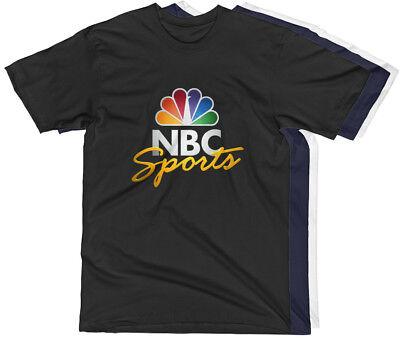 Nbc Sports T Shirt Classic Nba 90S Vintage Cool Sports Mens S Xxl